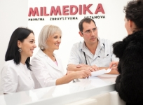 Milmedika Nikšić-Budva-Podgorica